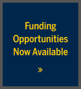 Funding Opportunities Now Available