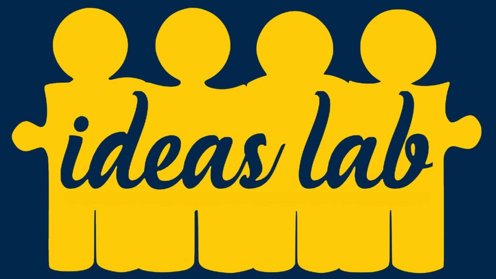 Ideas Lab Banner
